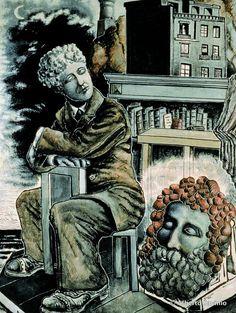 savinio - la reve du poete